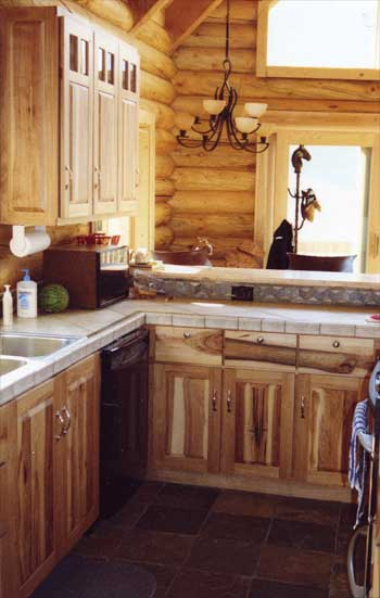 Remarkable Rustic Cabin Kitchen Designs 350 x 551 · 24 kB · jpeg